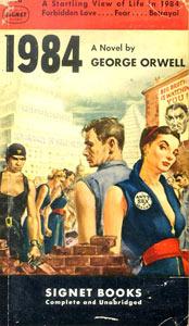 Orwell-boek-1984