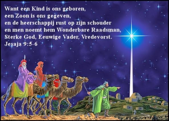 Kerst_Jesaja_Tekst