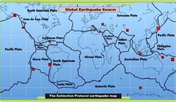 AardbevingenZwerm