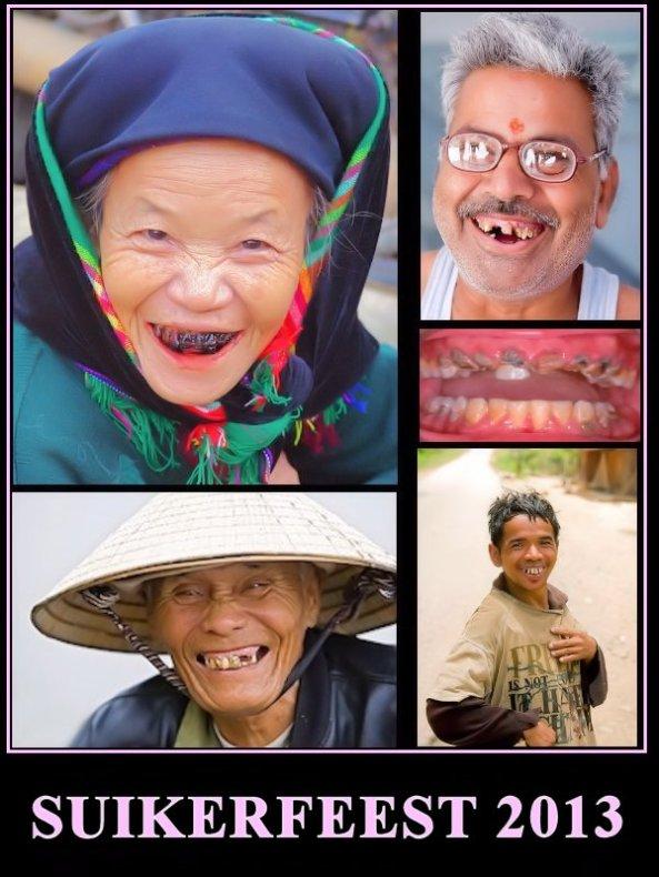 Tandartsen in Nederland kijken uit naar het Suikerfeest.